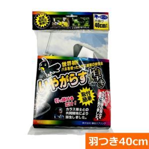 カラス除け吊り下げコイル「いやがらす煌き(きらめき)」(40cm)|ideshokai