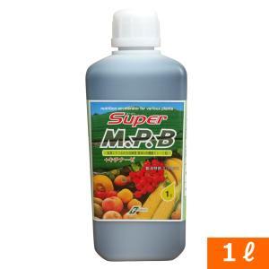 植物活性剤「スーパーM.P.B」(1リットル)|ideshokai