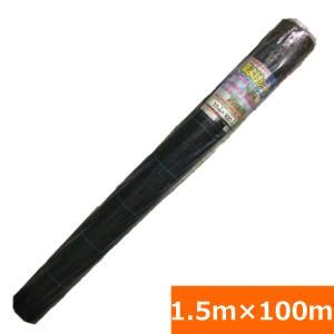 (抗菌剤入)草よけシート (1.5mx100m)(送料込)|ideshokai