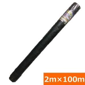 (抗菌剤入)草よけシート (2mx100m)(送料込)|ideshokai