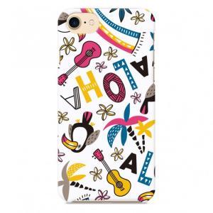 HTC 用 ハード スマートフォン スマホ ケース カバー Aloha オオハシ ボタニカル 南国 ...