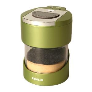 補聴器乾燥器クイックエイド ライムグリーン QA-221G...