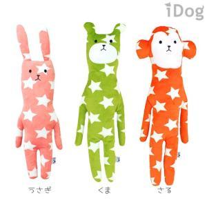犬用品 iDog 森の仲間たち カシャカシャ入り アイドッグ|idog