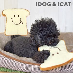 犬用品 iDog スマイリー食パン 鳴き笛入り アイドッグ|idog