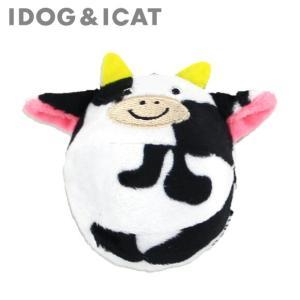 セール 30%OFF 犬用品 iDog うしさんボール 鈴入り アイドッグ idog