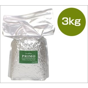 ドッグフード プリモ PRIMO ダイエットシニア 3kg|idog