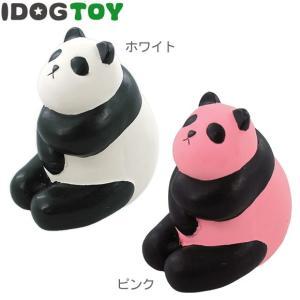 犬用品 iDog ラテックスTOY ころりんパンダ...