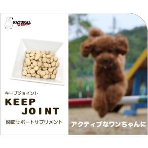 ドッグフード サプリメント ナチュラルハーベスト/キープジョイント 180粒|idog