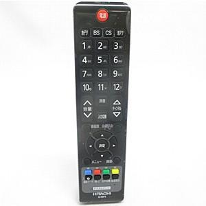 [在庫あり・16時まで当日発送可] C-RV1 (L32-C05 002) 日立 テレビ用リモコン (L32-C05/L32-C06用) メーカー純正 HITACHI