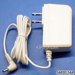 【在庫あり】 SAE0015AA プライベート・ビエラ用ACアダプター (UN-15TD6/UN-10TD6/UN-10D6/UN-10E6用) メーカー純正 Panasonic|idosawa