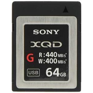 ソニー SONY XQDメモリーカード 64GB QD-G64E J|idr-store