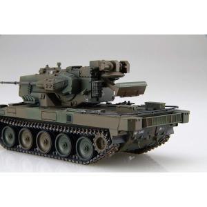 フジミ模型 1/72 ミリタリーシリーズ No.9 陸上自衛隊 87式自走高射機関砲 プラモデル ML9|idr-store