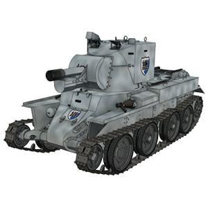 プラッツ ガールズ&パンツァー劇場版 BT-42 突撃砲 継続高校 1/72スケール プラモデル GP72-7|idr-store