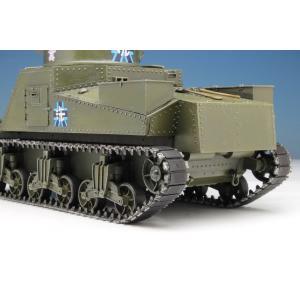 プラッツ ガールズ&パンツァー劇場版 M3中戦車リー ウサギさんチーム 劇場版です オリーブドラブ Ver. 1/35スケール 全長約160|idr-store