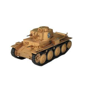 プラッツ ガールズ&パンツァー 38 (t) 戦車 カメさんチームver 1/35スケール プラモデル|idr-store