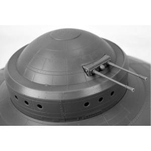スコードロン 1/72 WW.II ドイツ軍 円盤型秘密兵器 ハウニブII プラモデルキット SQM0001|idr-store