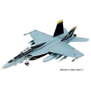 童友社 1/72 凄プラモデル No.3 アメリカ海軍 F/A-18F スーパーホーネット VFA-103 ジョリーロジャース 色分け済みプ idr-store