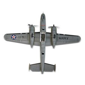 童友社 1/48 戦闘機シリーズ アメリカ陸軍航空隊 B-25 ミッチェル プラモデル idr-store