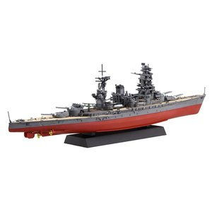 フジミ模型 1/700 艦NEXTシリーズ No.13 日本海軍戦艦 長門 昭和19年/捷一号作戦 色分け済み プラモデル 艦NX13|idr-store