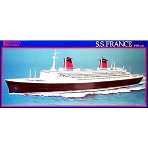 プラッツ 1/450 大型客船 SSフランス プラモデル GM9302|idr-store