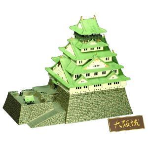 童友社 1/350 日本の名城 重要文化財 大阪城 プラモデル S22 idr-store