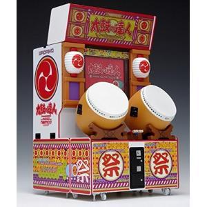 ウェーブ メモリアルゲームコレクションシリーズ 太鼓の達人 初代 アーケード筐体 1/12スケール 色分け済みプラモデル GM018|idr-store