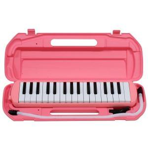 キクタニ 鍵盤ハーモニカ 32鍵 ピンク MM-32 PINK idr-store