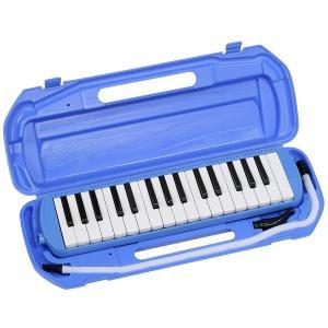 キクタニ 鍵盤ハーモニカ 32鍵 ブルー MM-32 BLUE idr-store