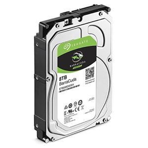 Seagate ST8000DM004 8TB / 3.5インチ内蔵ハードディスク / BarraC...