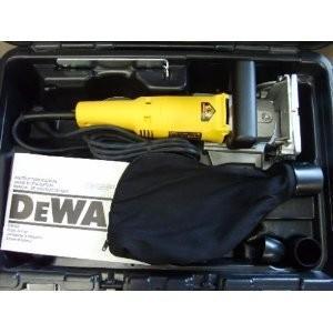 DEWALT デウォルト 電動工具 ビスケットジョイナー DW682K