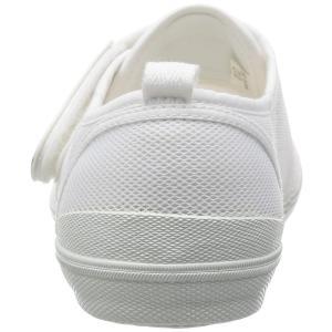 ミキハウス スクールシューズ(上履き・上靴) 14-9405-784 001 (シロ/18)