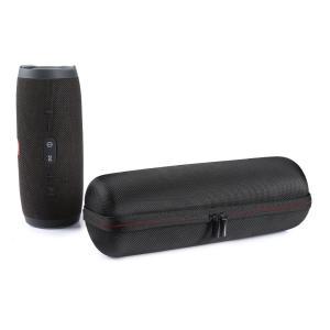 JBL Charge 3 ケース カバー バッグ Bluetooth スピーカーケース ナイロン製 ハンドル付き(ブラック)|idr-store
