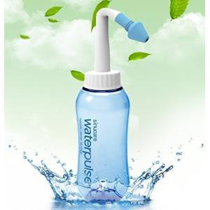 日本語説明書付き鼻洗浄ボトル アレルギー性鼻炎 慢性鼻炎 鼻うがい 鼻すっきり ノーズシャワー 並行輸入品 idr-store