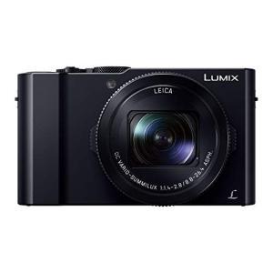 パナソニック コンパクトデジタルカメラ ルミックス LX9 1.0型センサー搭載 4K動画対応 ブラ...