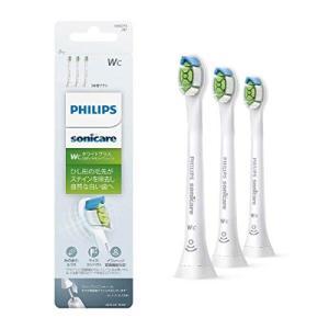 (正規品) フィリップス ソニッケアー 替ブラシ ホワイトプラス ステイン除去 コンパクトサイズ ホワイト 3本組 HX6073/67 idr-store