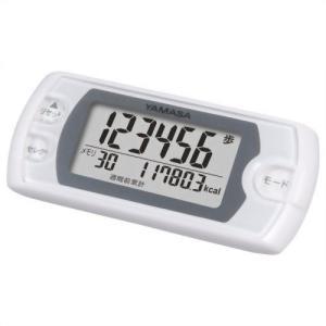 山佐(YAMASA) 万歩計 ポケット・バッグイン万歩計 ポケット万歩 ピュアホワイト EX-500W idr-store