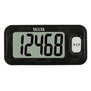 タニタ(TANITA) 3Dセンサー搭載歩数計 黒 FB-731-BK idr-store
