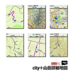 Garmin eTrex 30x 日本語仕様 city+山岳詳細地図
