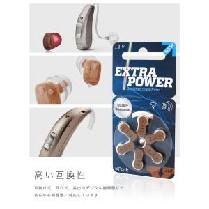EXTRA POWER 2019年最新モデル補聴器用空気電池 PR41(312) 10パック(60粒入り) 高品質 ドイツ製 環境に優しい水|idr-store