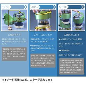 IDEX 補聴器専用乾燥器 乾燥・除菌・脱臭 クイックエイド 本体・クレイドルセット ロゼピンク QA-221P|idr-store