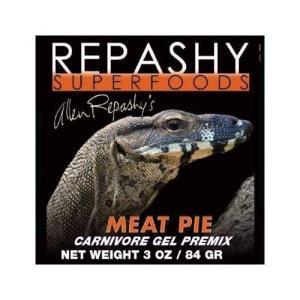 レパシー (REPASHY) スーパーフード ミートパイレプタイルズ ペット用 170g