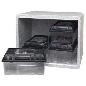 スドー レプタイル保温BOX レプティケースセット