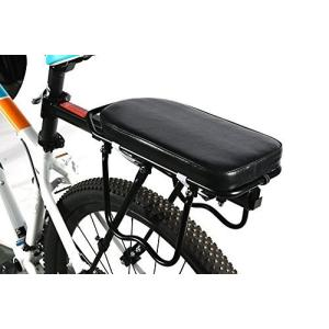 自転車荷台用 ソフトクッション リアキャリア 黒 ROCKBROS(ロックブロス)|idr-store