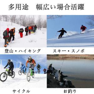 ネックウォーマー スノーボード スキー用 スポーツ 自転車 防寒 防風バイク フェイスマスク 帽子 ...