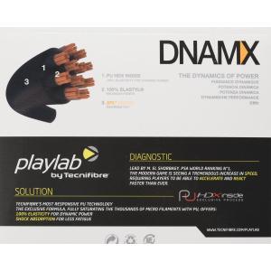 テクニファイバー(Tecnifibre) スカッシュ用ストリング、ゲージ1.15mm DNAMX 1.15 TF DN 115 ブラック 1