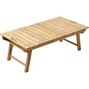 テントファクトリー テーブル ウッドライン グランドテーブル ナチュラル