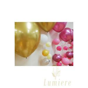 Lumierechat バルーン 風船 5インチ 13? 小さめ ミニ スモール セット 結婚式 誕生日 イベント 30枚 a-b1653|idr-store
