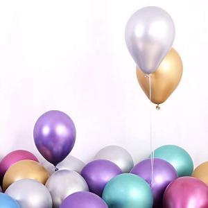 54個入り 風船 誕生日 飾り付け 丸型 12インチ バルーン 6色 プロポーズ 告白 クリスマス パーティー 二次会 結婚式 記念日 イン|idr-store