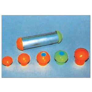 鉄筋キャップ 鉄筋カバー  D22-25 200入 フラワーキャップ キャッピカ 反射板入|iefan