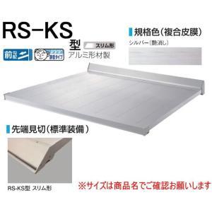 DAIKEN RSバイザー RS-KS型 D600×W900 シルバー (ステー無) スリム型  ※...